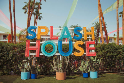 Bring in Splash House Weekend With the Official EFAM Playlist