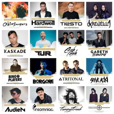 Fuck Cancer Hosts Auction With Kaskade, Steve Aoki, Krewella, Borgore and more!
