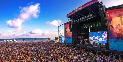 8 Epic Music Festivals to Attend This Season