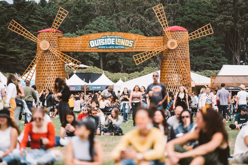 Outside Lands Announces Daily Lineups for 2021 Event