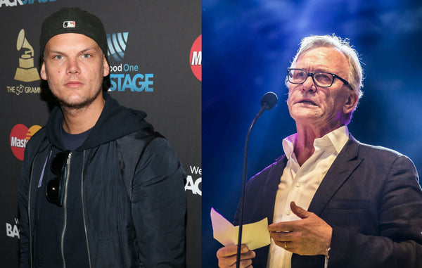 Avicii's Dad Speaks Publicly During National Suicide Prevention Week