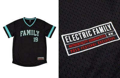 FAMILY Retro Baseball Jersey