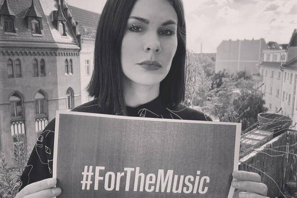 Rebekah Launches #ForTheMusic Campaign Against Sexual Harassment and Assault in Dance Music Industry