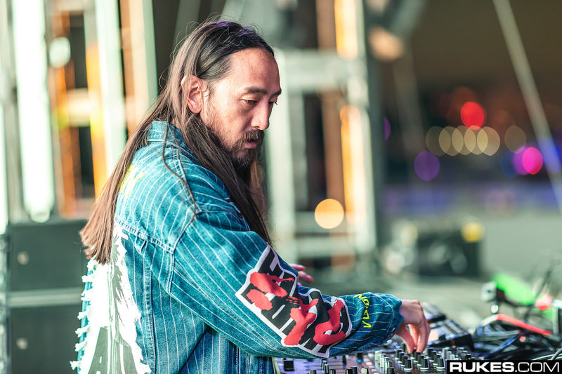 Steve Aoki Gifts 6-Year-Old an Unforgettable Experience