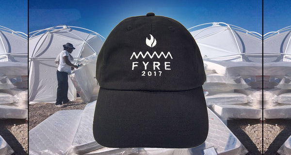 Fyre Festival Merch Auctioned Off and All Proceeds are Going to Victims