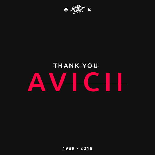 SUBSCRIBE FOR DETAILS ABOUT THE AVICII MEMORIAL COLLECTION