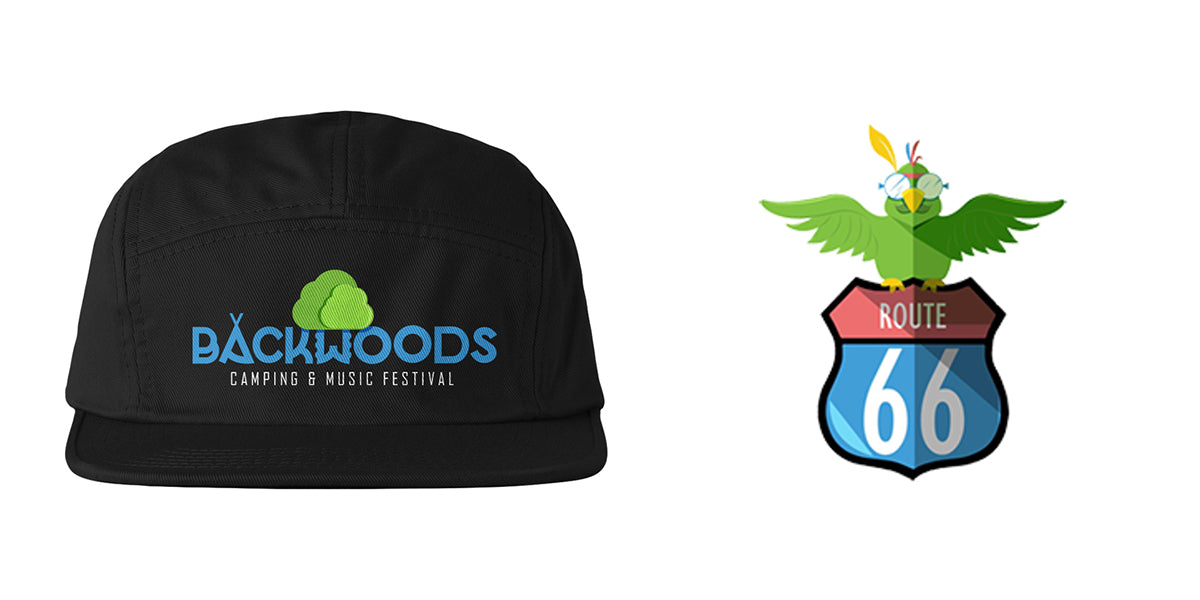 Backwoods Festival Merchandise Electric Family