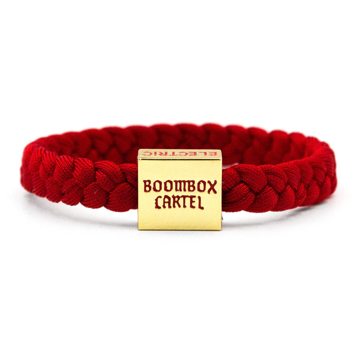 Boombox Cartel Bracelet - Artist Series - Electric Family Official Artist Merchandise
