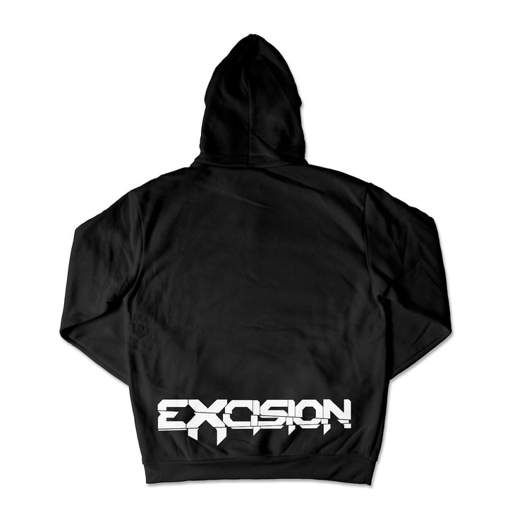 Excision T-rex Hoodie - Electric Family Official Artist Merchandise