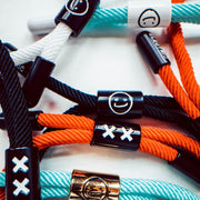 XX New School Bracelet (Red/Black)