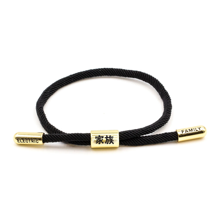 Kazoku New School (Black/Gold)