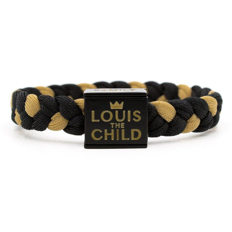 Louis the Child Bracelet - Artist Series -  Electric Family-  Electric Family Official Artist Merchandise