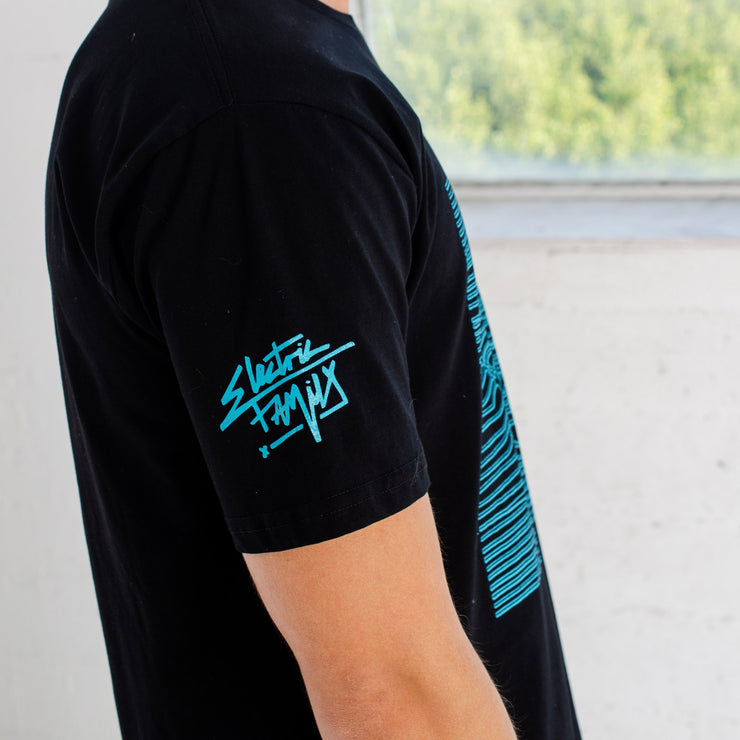 EF x Modestep Tee - Standard Tee - Electric Family Official Artist Merchandise