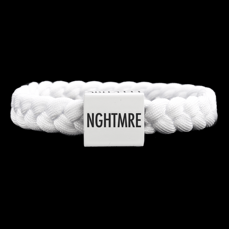 NGHTMRE Bracelet - Artist Series -  Electric Family-  Electric Family Official Artist Merchandise