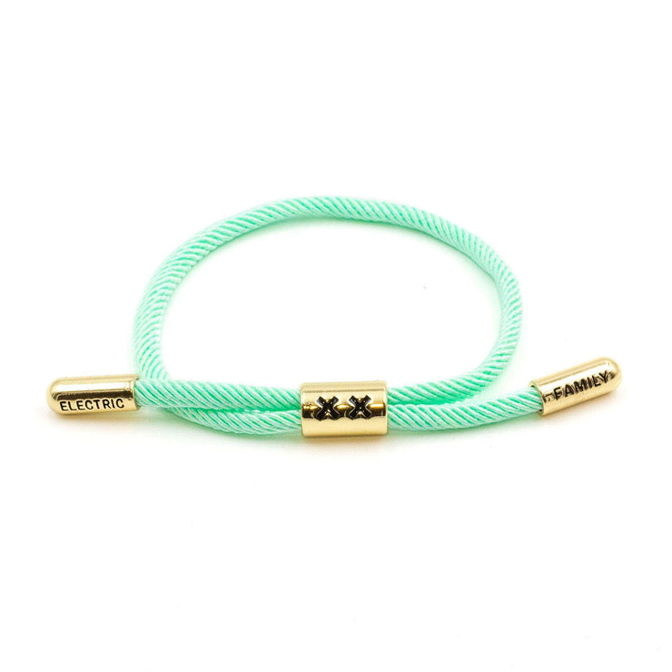 XX New School Bracelet (Diamond/Gold)