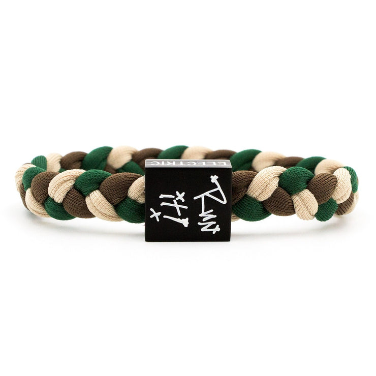 "Rory Kramer ""Run It"" Bracelet - Electric Family"