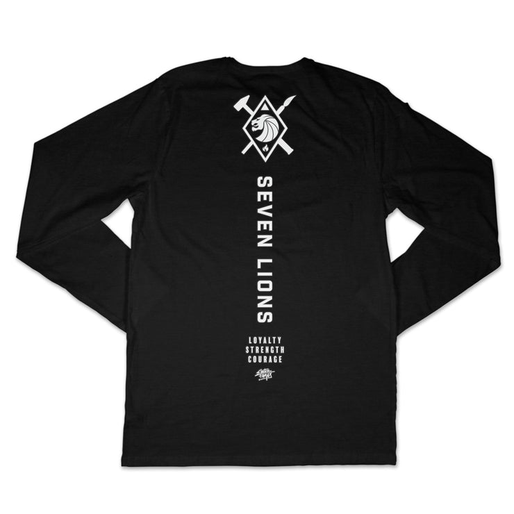 Seven Lions Long Sleeve 2.0 - Long Sleeve - Electric Family Official Artist Merchandise