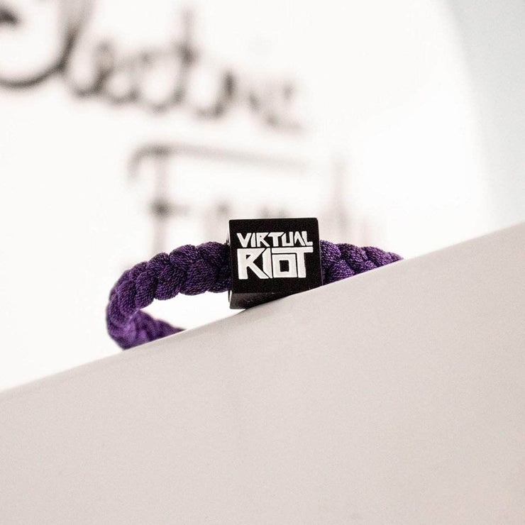 Virtual Riot Bracelet - Artist Series - Electric Family Official Artist Merchandise