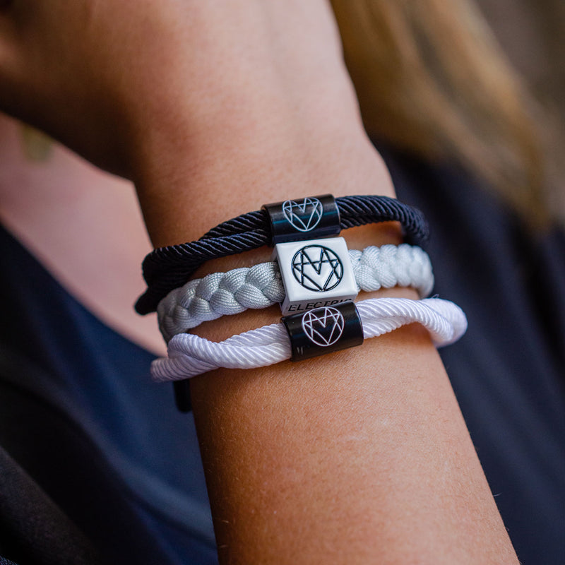Alison Wonderland New School Bracelet - Black