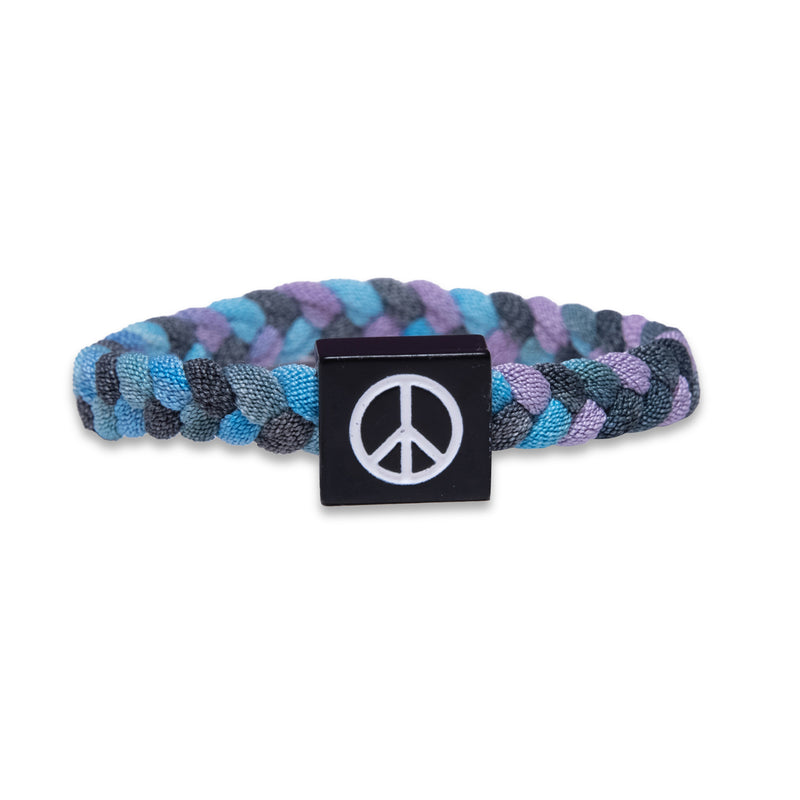 Peace Sign Bracelet - Multi