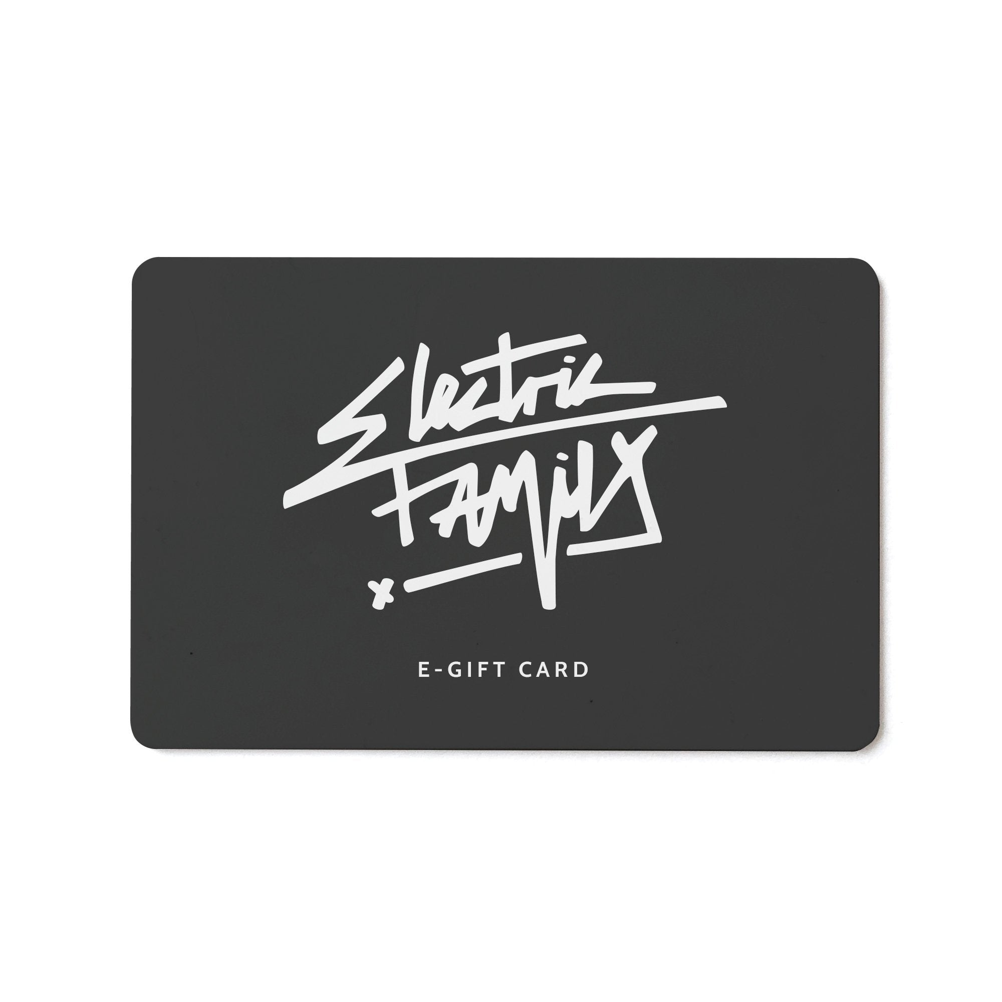 Electric family gift card gift card negle Image collections