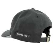 Kazoku Dad Hat -Black - Electric Family Official Artist Merchandise