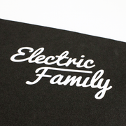 Script Vinyl Sticker - Sticker - Electric Family Official Artist Merchandise