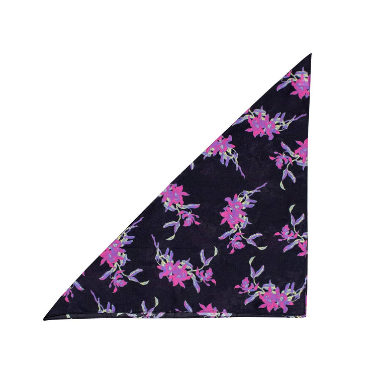 Floral Bandana - Bandana - Electric Family Official Artist Merchandise