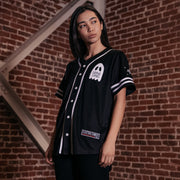 EF x Grave Gang Hockey Jersey - Hockey Jersey - Electric Family Official Artist Merchandise
