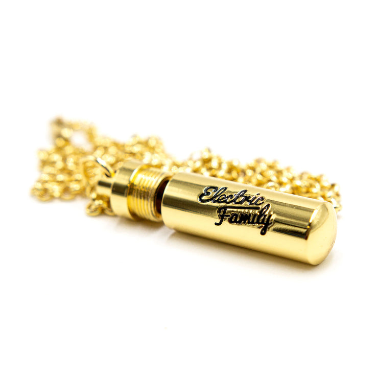 Love Note Necklace - Gold - Accessories - Electric Family Official Artist Merchandise