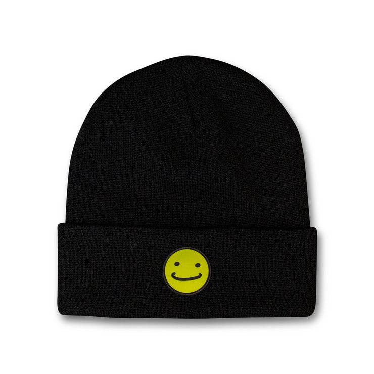 Good Times Club - Smiley - Beanie - Beanie - Electric Family Official Artist Merchandise