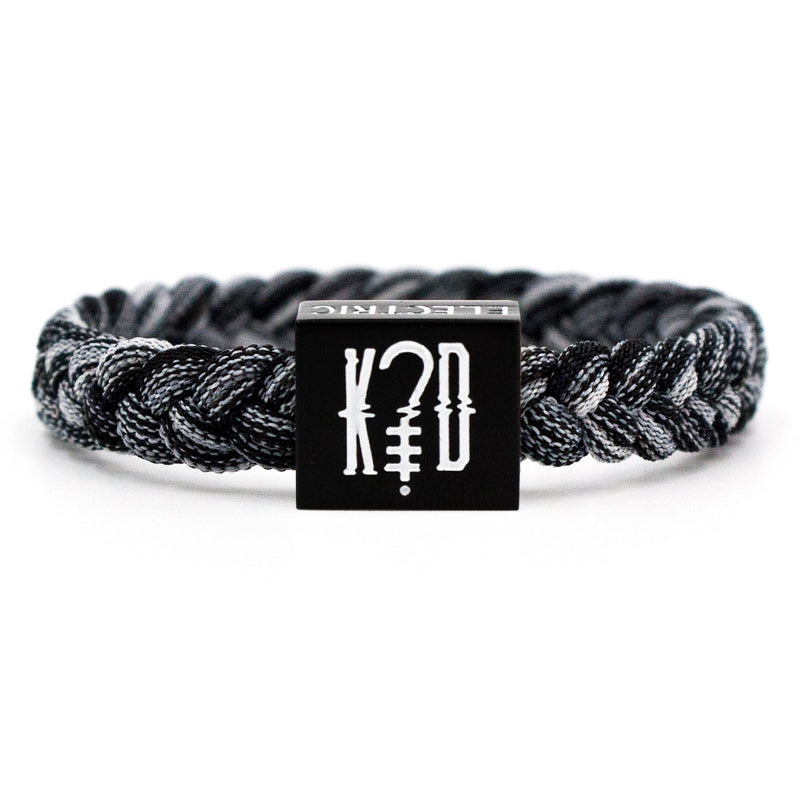 k?d Bracelet (Grey) - Artist Series - Electric Family Official Artist Merchandise