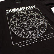 EF x Kompany Tee - Standard Tee - Electric Family Official Artist Merchandise