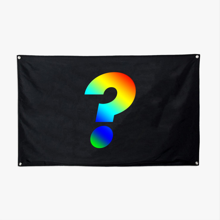 Mystery Flag - Flag - Electric Family Official Artist Merchandise