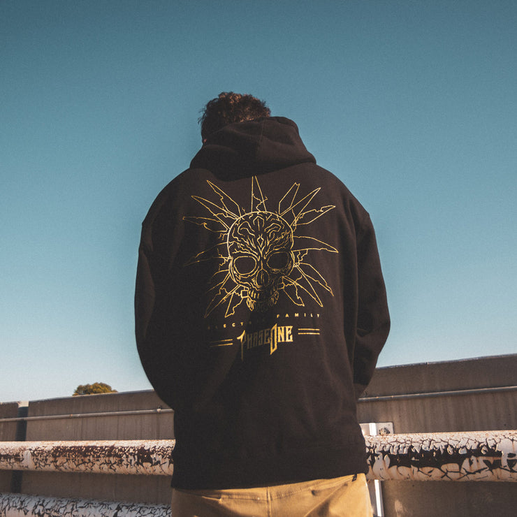 EF x Phase One Hoodie - Hoodie - Electric Family Official Artist Merchandise