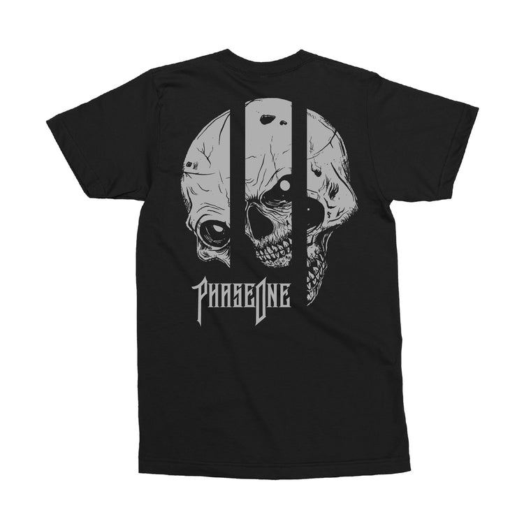 Phase One Grey Skull Tee