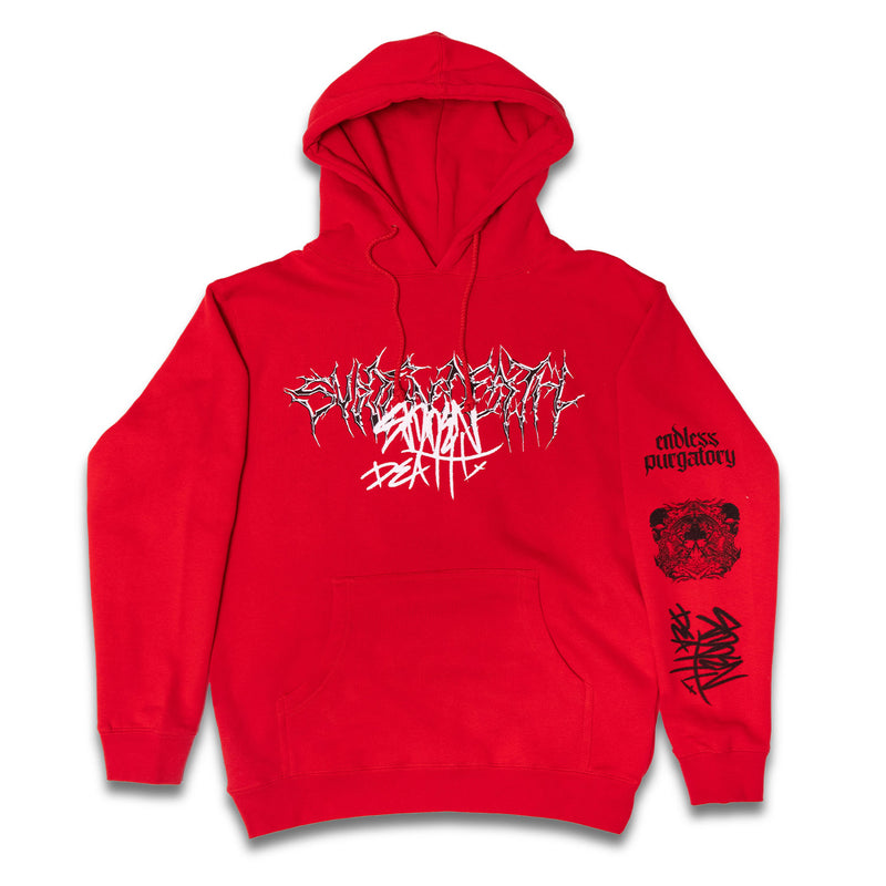 EF x Svdden Death Purgatory Hoodie - Hoodie -  Electric Family-  Electric Family Official Artist Merchandise
