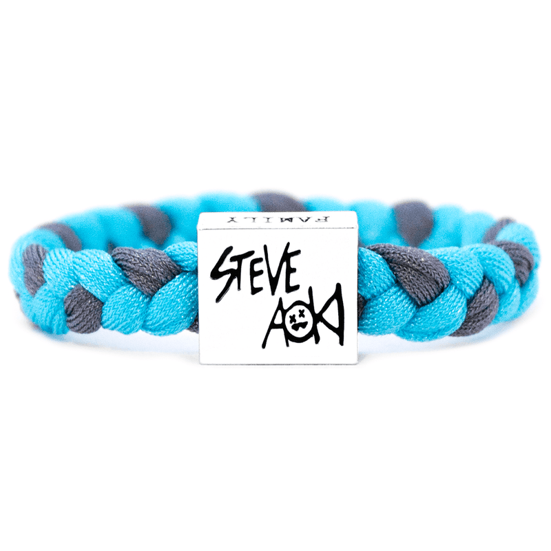 Steve Aoki Bracelet - Artist Series - Electric Family Official Artist Merchandise