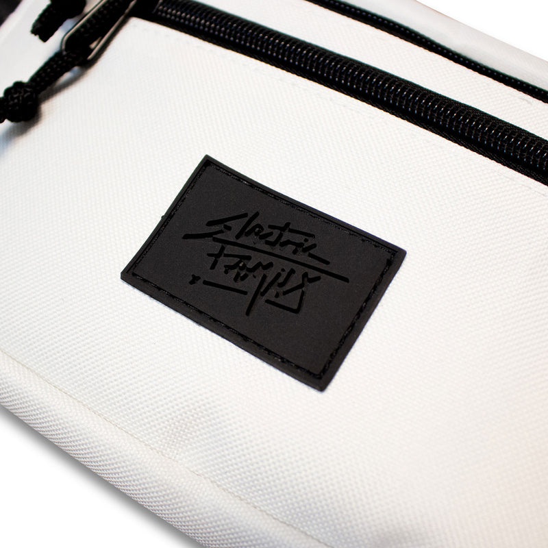 Fanny Pack - White - Fanny Pack - Electric Family Official Artist Merchandise