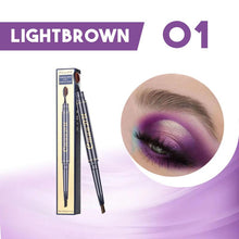 Load image into Gallery viewer, 2in1 Eyebrow Pencil and Brush
