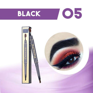 2in1 Eyebrow Pencil and Brush