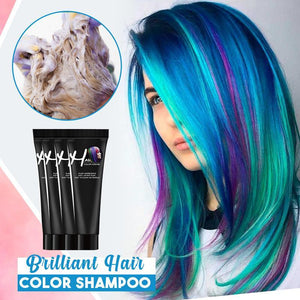 Brilliant Hair Color Shampoo