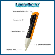 Load image into Gallery viewer, Digital Electric Sensor Pen