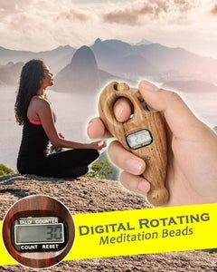 Digital Rotating Meditation Beads