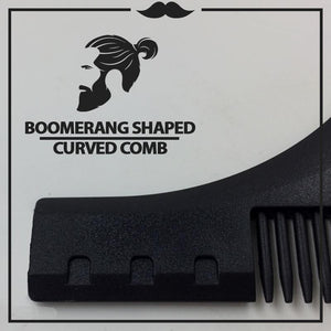 Easy Beard Styling Comb