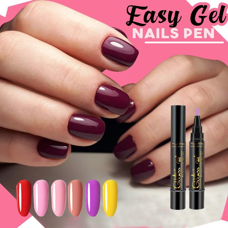 Easy Gel Nails Pen