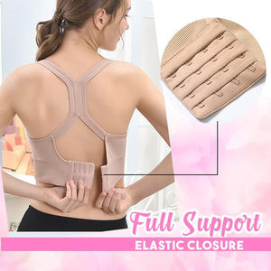 Fashionable X-Back Sports Bra