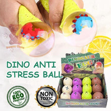 Load image into Gallery viewer, Dino Anti Stress Ball