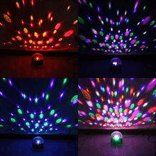 Load image into Gallery viewer, Mini USB Disco Light