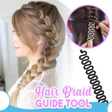 Load image into Gallery viewer, Hair Braid Guide Tool